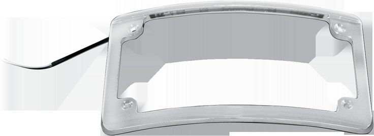 http://motorcyclespareparts.net/custom-dynamics-chrome-4-x-7-curved-led-license-plate-frame-harley-touring-dyna/Custom Dynamics chrome 4 x 7 curved LED license plate frame Harley Touring Dyna