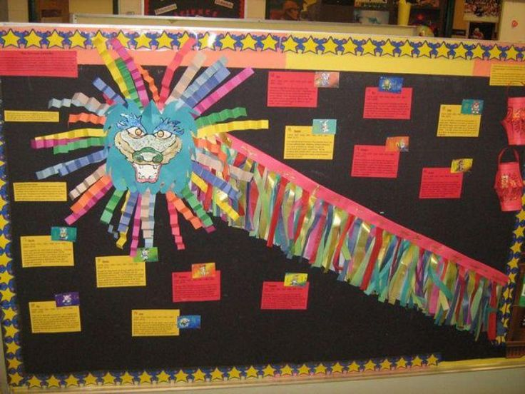 131 Best Images About Bulletin Board Ideas On Pinterest