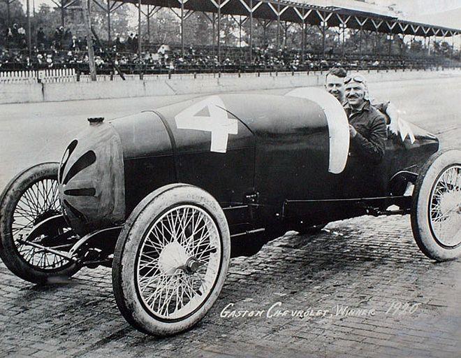 Nov 25 1920 Gaston Chevrolet Dies In Race Crash Cars