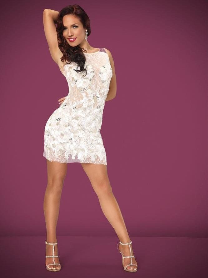 DWTS19 Official Pic - Sharna Burgess