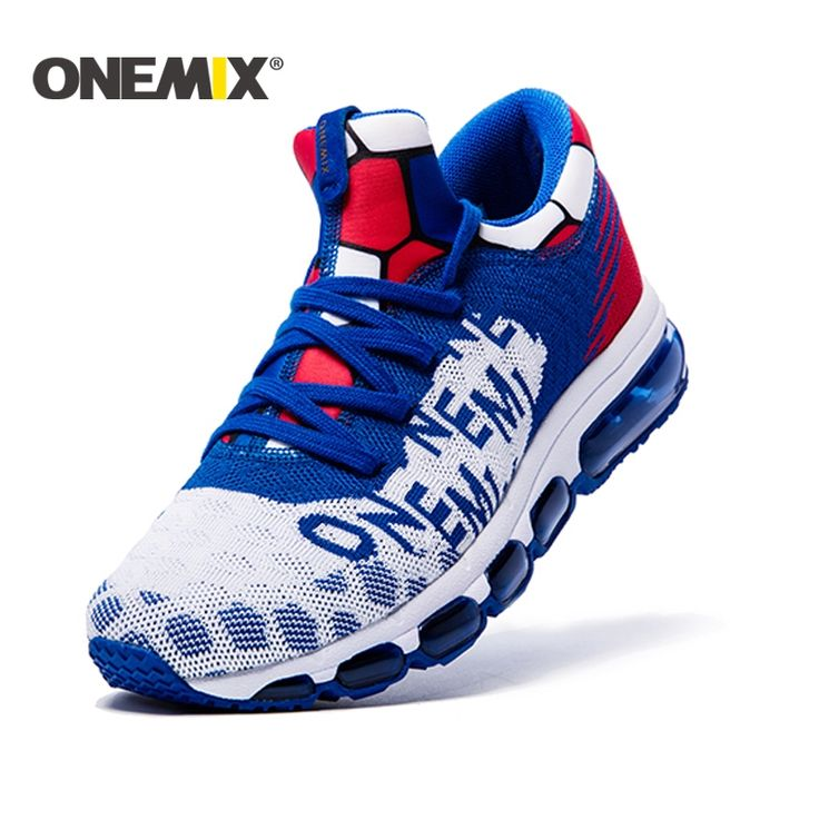 59.40$  Watch here - http://ali0tj.worldwells.pw/go.php?t=32782352118 - ONEMIX 2017 Men's running Shoes Air Cushion Outdoor Sport shoes Sneakers Male Athletic Shoes zapatos de hombre Men jogging shoes 59.40$