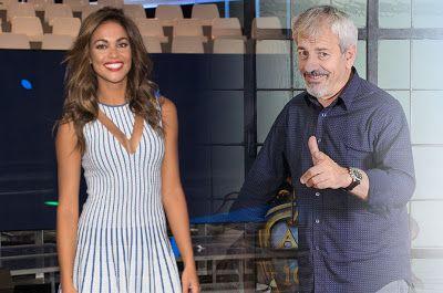 cotibluemos: Carlos Sobera y Lara Alvarez darán las campanadas ...
