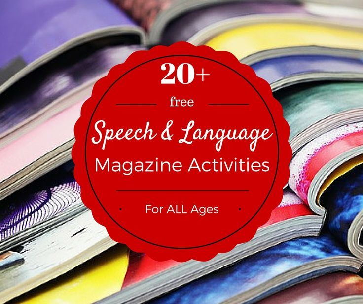 speech therapy activities Essential Speech Therapy Activities & Techniques
