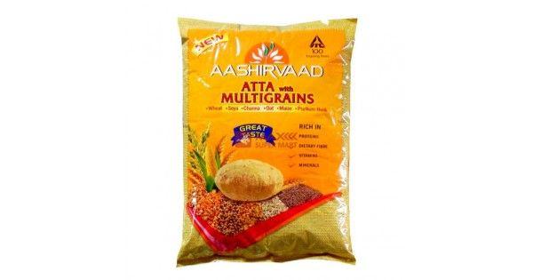Aashirvaad Multigrain Flour | Aashirvaad Atta Online | Maxsupermart.com