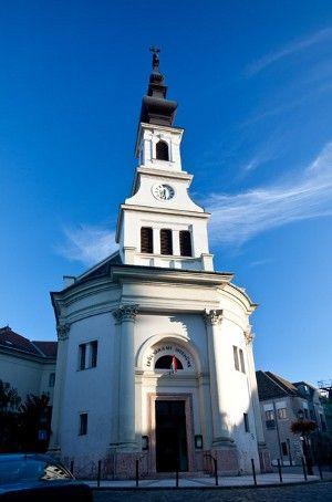 Budavári Evangélikus Templom 1014 Budapest, Táncsics M. u. 28.