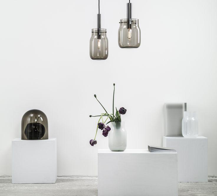 Bandaska Vase and Light_DECHEM