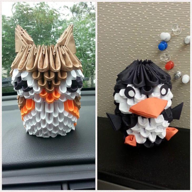 ButterFridays: Art of 3D Origami. http://www.ijorere.com/butterfridays-art-of-3d-origami/