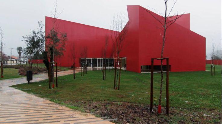 ARQ. 3 | CASA REPORT - Casa das Artes Miranda do Corvo, FAT - Future Arc...