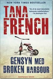 Gensyn med Broken Harbour af Tana French, ISBN 9788702110029