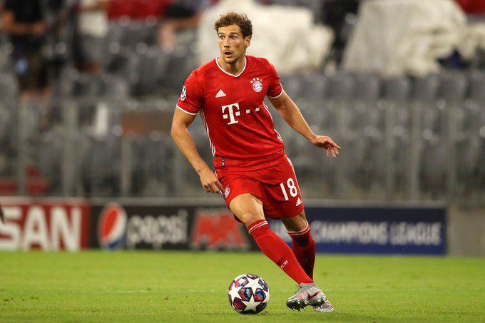 Leon Goretzka on Twitter | Bayern munich, Uefa champions league ...