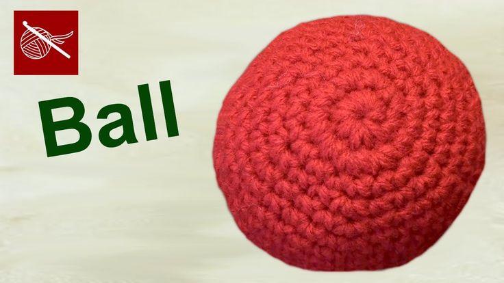 Amigurumi Ball Animal : Crochet Geek - How to Make a Crochet Ball - Amigurumi ...
