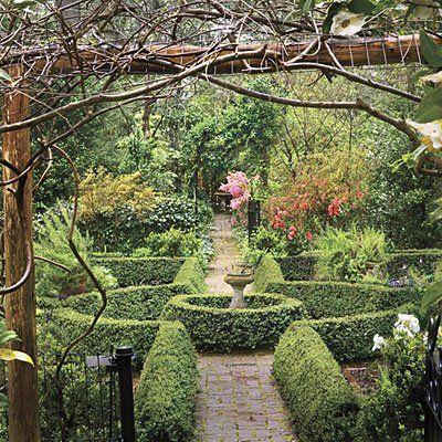 Wing Haven garden, Bird sanctuary Charlotte, NC
