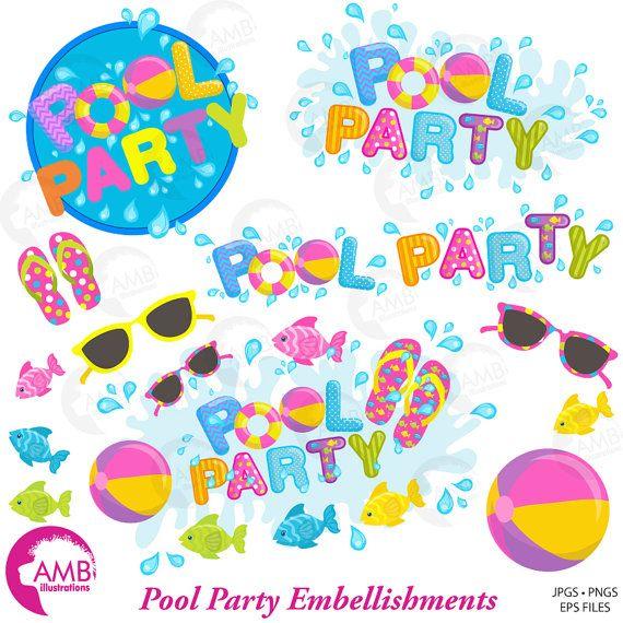 17 mejores ideas sobre fiesta de cumplea os en piscina en for Ideas para cumpleanos en piscina