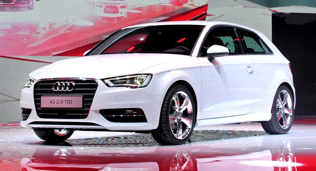 Cars Today: 2013 Audi A3