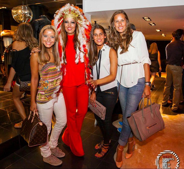 VFNO with Maison- Mariana Melo Pinto, Marta Ramos e Rita Melo Pinto