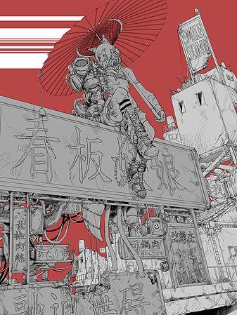 砂糖水-LioneL's Illustration Site- | WORKS