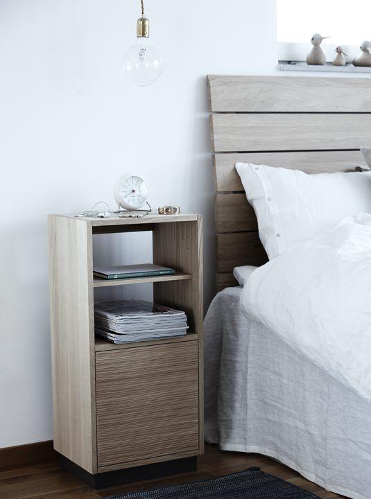 Sänggavel trä   Norrgavel