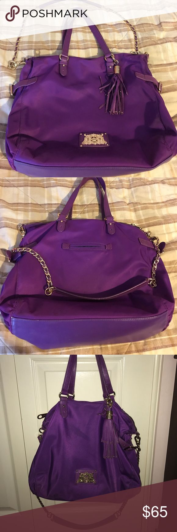 Juicy couture handbag Juicy couture handbag in good condition! Juicy Couture Bags Crossbody Bags