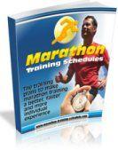 Marathon Training Schedule - 26 weeks - someday goal!