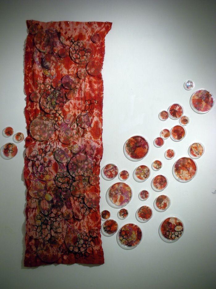 Textiles & Mixed Media by Pamela Uplinger at Coroflot.com