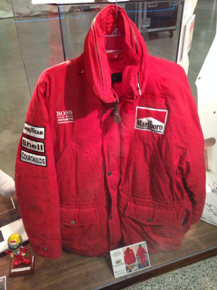 Ayrton Senna 1993 Marlboro McLaren Jacket. | McLaren ...
