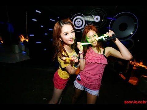 Korean Night Club ★ Sexy Party Korean Club ★ Seoul Club Korea