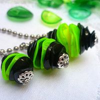 plastic bottles jewelry