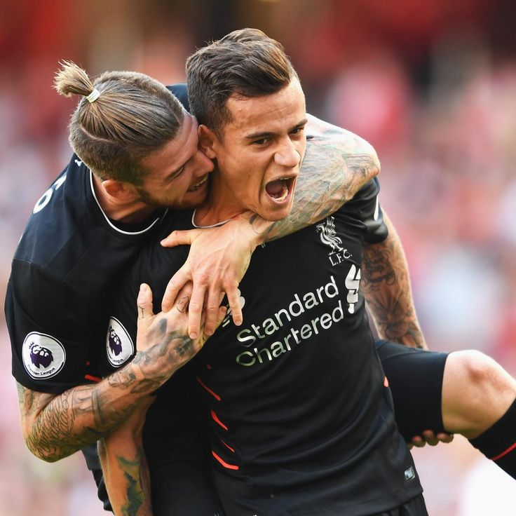 Liverpool Transfer News: Latest Rumours on Philippe Coutinho and Alberto Moreno