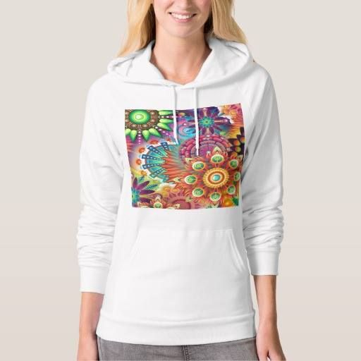 (Colorful Flowers Hoodie) #Abstract #Background #BrightColors #Colorful #Floral #Flowers #FunkyFlowers #Neon #Pattern #Psychedelic #Trippy #VibrantColors #VividColors is available on Funny T-shirts Clothing Store   http://ift.tt/2fKFFwr