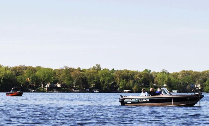 For 70 years Minnesota has been honouring the importance of its fishing resources with opening day celebrations in lake areas throughout the state. Each year the governor of the day invites journalists from near and far to compete in a one-day tournament, called the Governor's Fishing Opener.