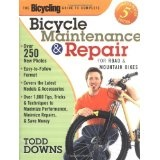 The Bicycling Guide to Complete Bicycle Maintenance and Repair: For Road and Mountain Bikes(Expanded and Revised 5th Edition) (Paperback)By Todd Downs