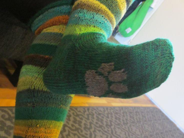 Peppi Pitkätossun sukat