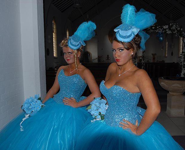 Contemporary Ugliest Bridesmaid Dress Ever Mold - Wedding Dresses ...