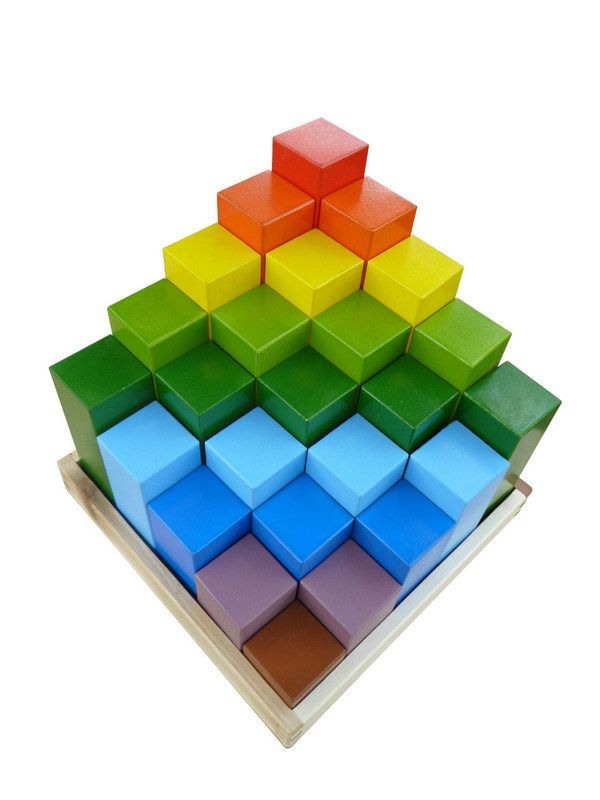 Q Toys Rainbow Engineering Blocks - Tumble & Roll Educational Toys. Great for colour recognition, sensory skills and problem solving. Suitable for Children 3+. $42.00 #educationaltoys #toys #kids