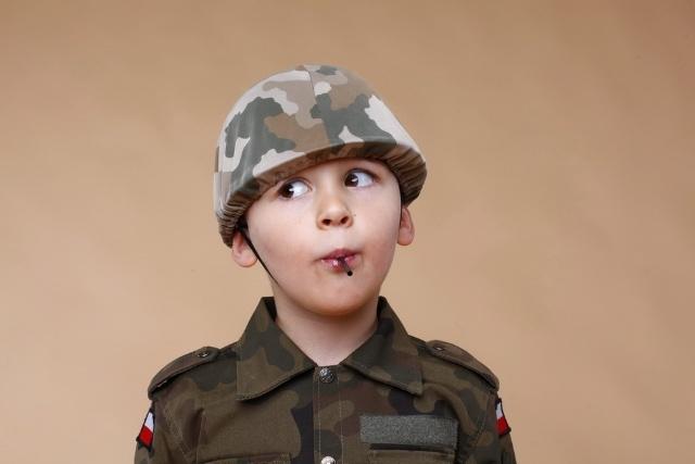 Sierżant Kubuś :)