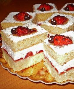 Ladybugs Cake