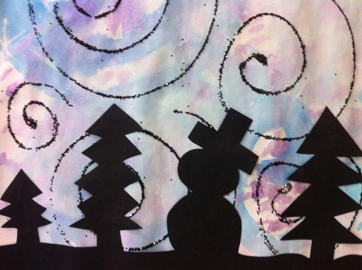 Apex Elementary Art: December 2011
