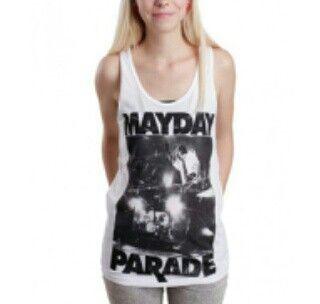 Mayday parade shirts