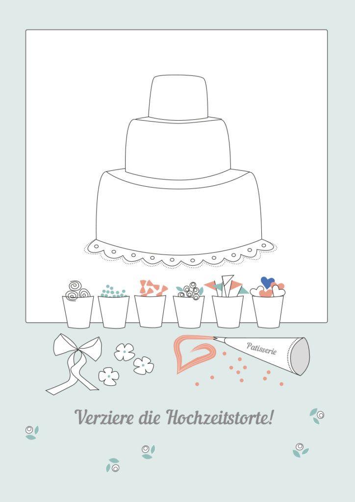 Hochzeitsmalbuch Zum Ausdrucken Kostenloser Download Kindertisch Hochzeit Hochzeit Malvorlagen Kinder Hochzeit Spiele