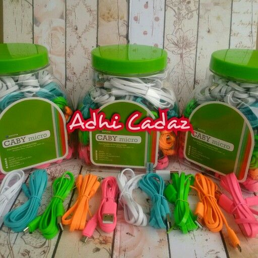 Kabel Charger&Data HIPPO CABY Micro USB