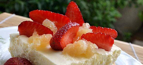 Συνταγές για εύκολα γλυκά ψυγείου