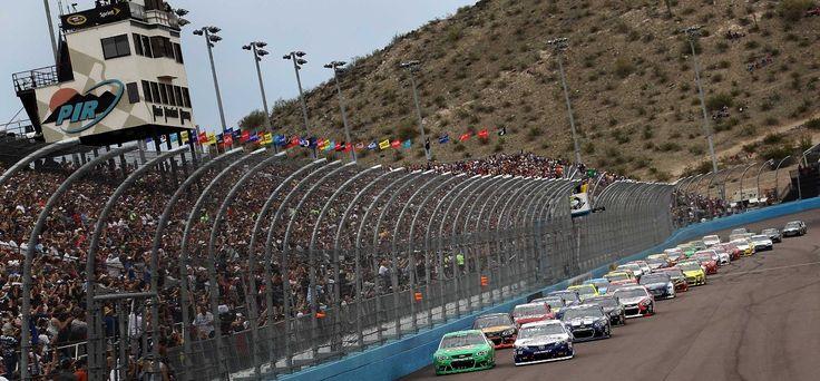 ... Visit the Phoenix International Raceway!