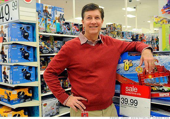 Target CEO's golden parachute: $61million - Fortune