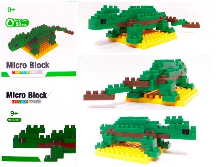 BOYU - Micro Block Cartoon Series - 8209A (50pcs)