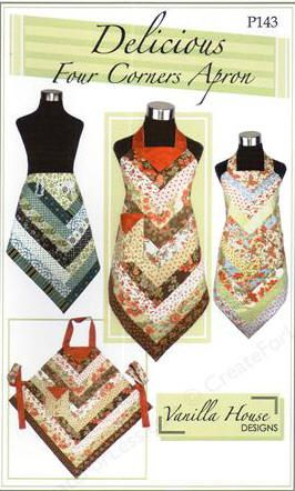 """from a fun page of Catholic Home & Garden titled """"aprons the garment of the domestic vocation"""" I had forgotten how stylish an apron could be and how versatile they are. I think I will make one or two and start using them. This just looks like fun."""