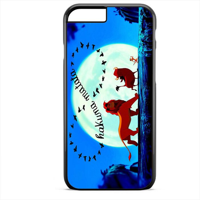 Hakuna Matata Infinity Blue Apple Phonecase For Iphone 4/4S Iphone 5/5S Iphone 5C Iphone 6 Iphone 6S Iphone 6 Plus Iphone 6S Plus