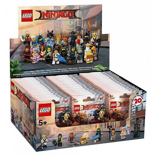 The #LEGO Ninjago Movie Collectible Minifigures (71019)  http://www.thebrickfan.com/the-lego-ninjago-movie-collectible-minifigures-71019-packaging-images/