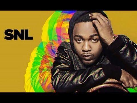 Love me some Kendrick. Kendrick Lamar - Swimming Pools (Drank) (Live on SNL)