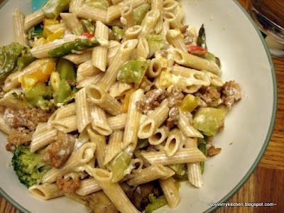 Roasted Veggie Parmesan