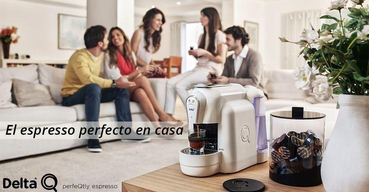 Café Delta Q, el espresso perfecto en su casa